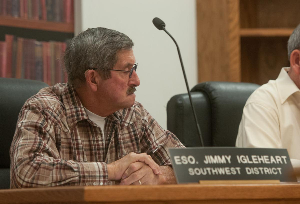 McLean County Fiscal Court special session