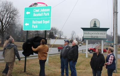 Livermore has its first tourism sign unveiled