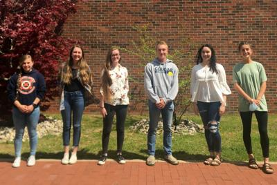 GCHS juniors selected as Governor's Scholars 1