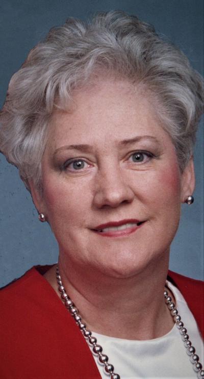 Carolyn Francis Pharris Fentress 1