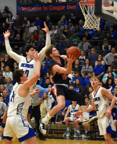 Cougars fall to Bears in 12 District Championship 1