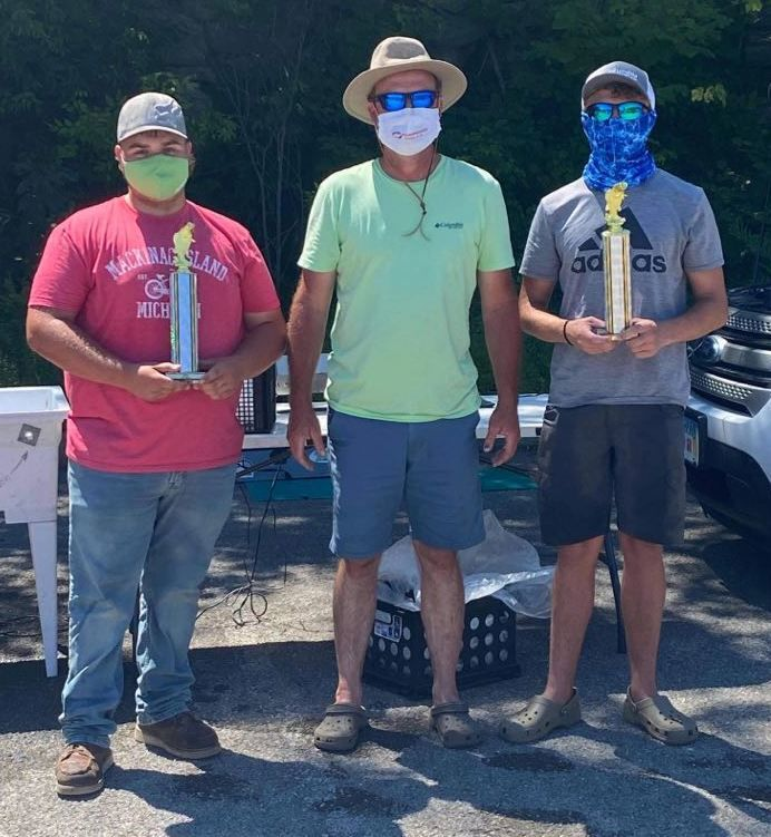 Bass Fishing team competes in invitational at Rough 1