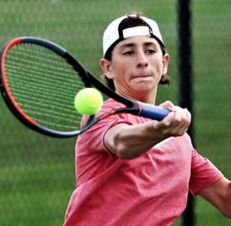 Cougar Tennis shows success on tourney circuit 2