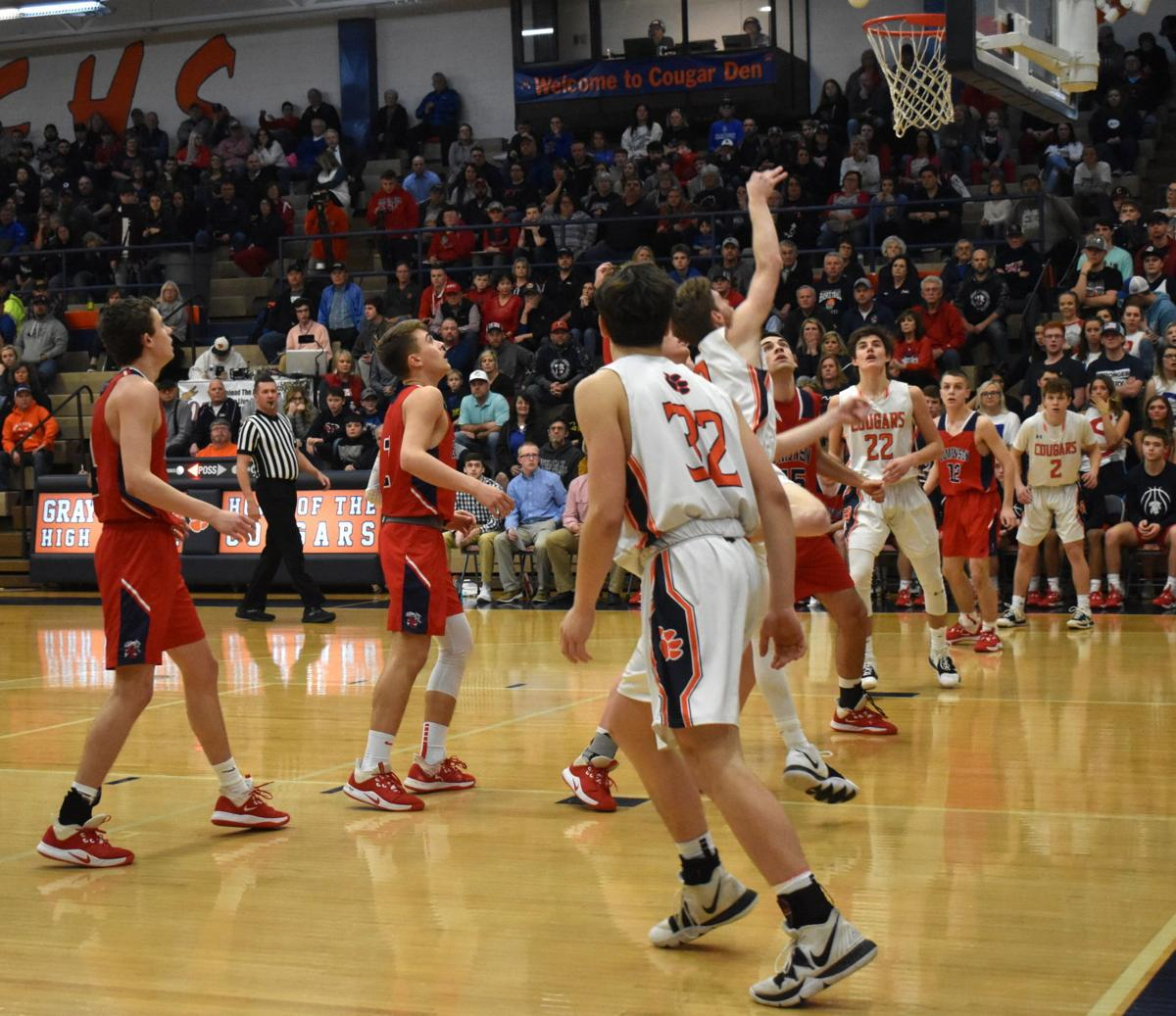 Cougars claw their way to championship game 2