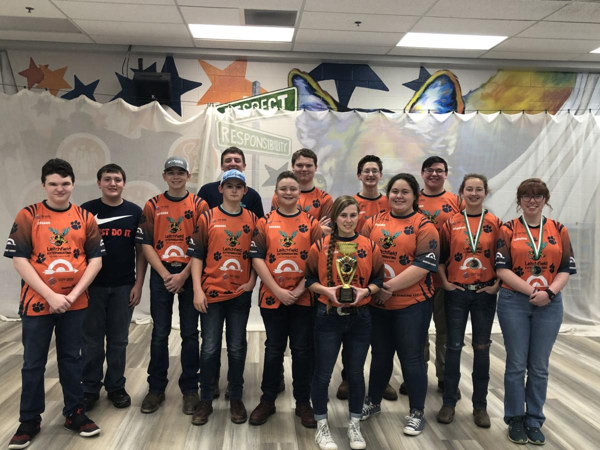 Archery earns 2nd place win at Meade 1