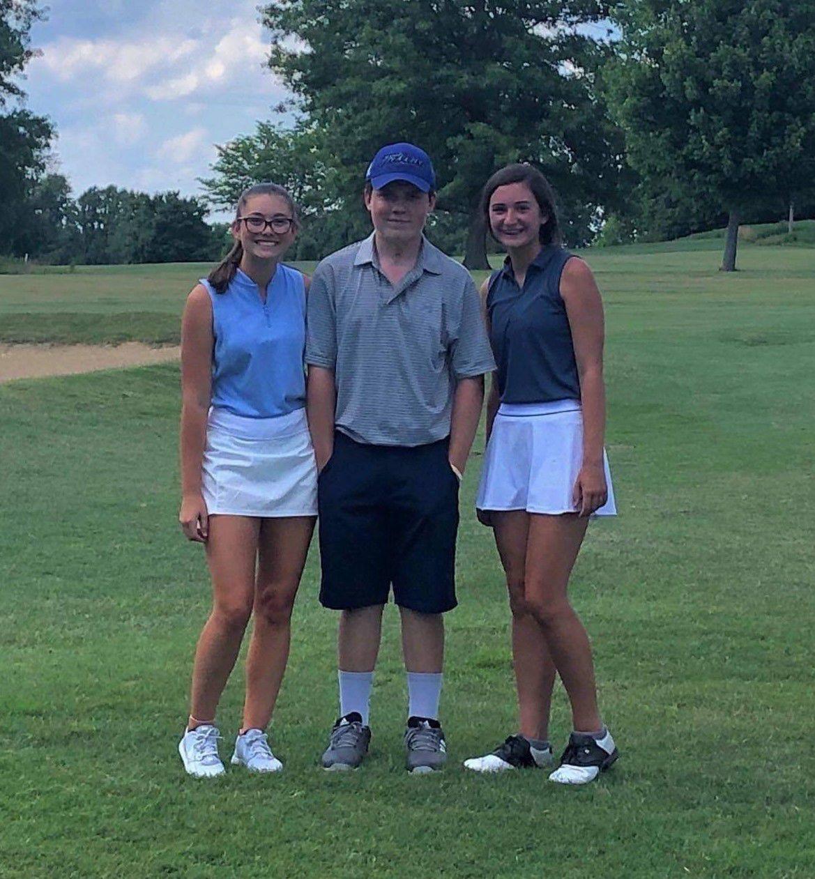Grayson County golfers compete in Go Series 1