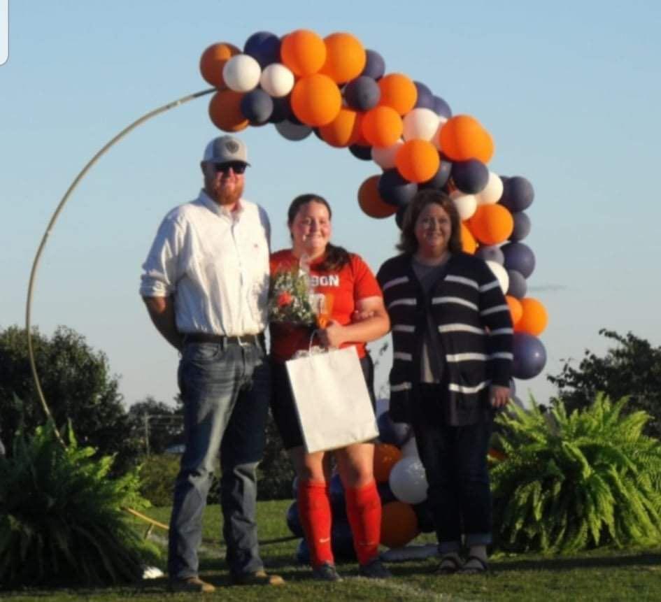 Lady Cougar Soccer holds Senior Night 1