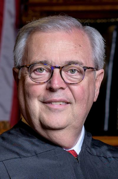 Chief Justice of Kentucky John D. Minton Jr.