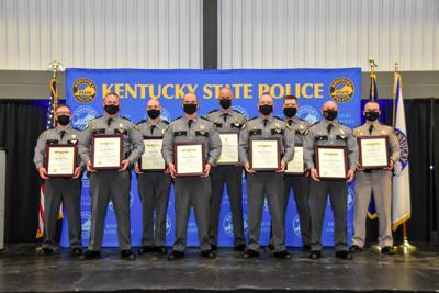 KSP promotes 30 officers into leadership roles 1