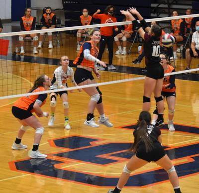 Lady Cougars mauled by Lady Tigers 1