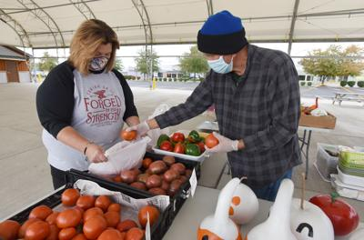 Feeding the Need: Farmers market overcomes pandemic with strong season