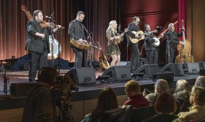 Mangeot to attend 'Bluegrass Now!' screening