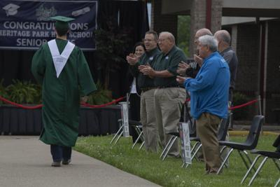 55 Heritage Park graduates have 'year to remember'