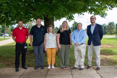 Brooks earns EHCIF Training Consortium scholarship 1
