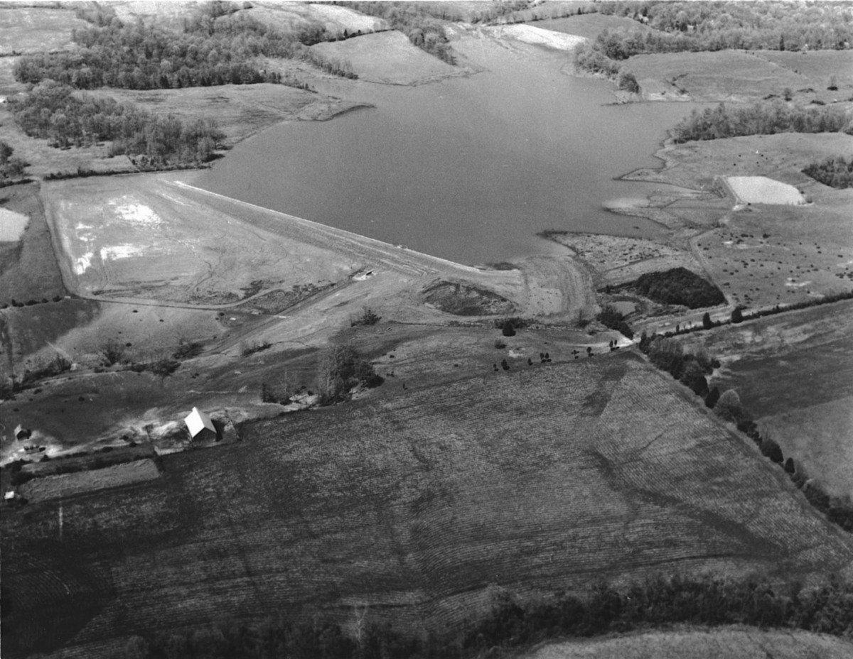 Two local Illinois dams turn 50 and still standing strong