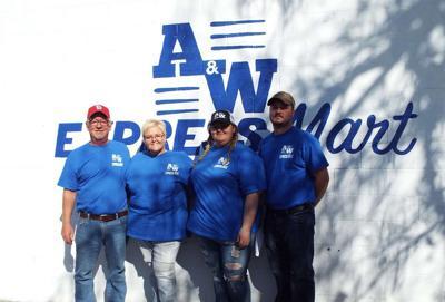 Brookport's A&W Express Mart now open