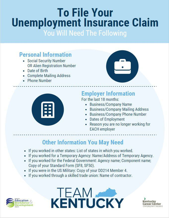 How to appply for unemployment insurance