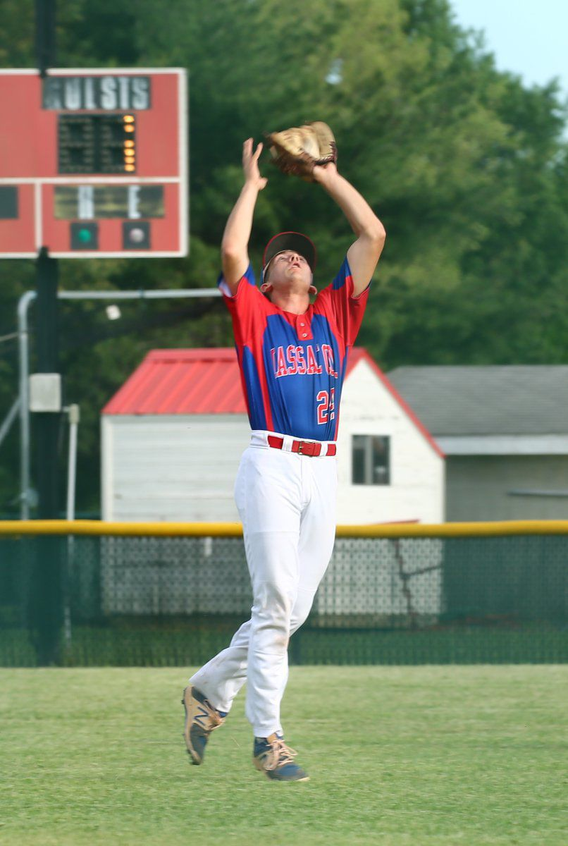 Red Devils end Patriots' baseball season
