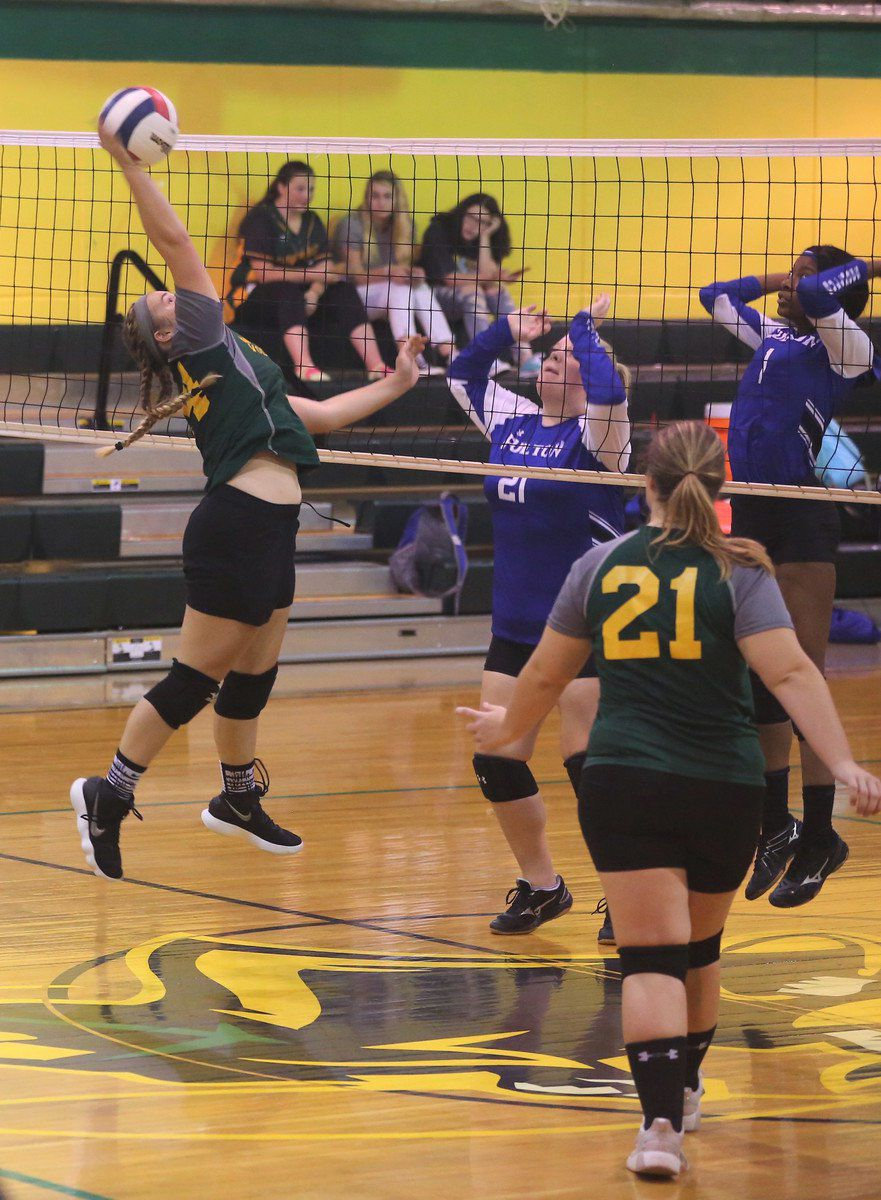 Joppa Volleyball VOLLEYBALL TEAM