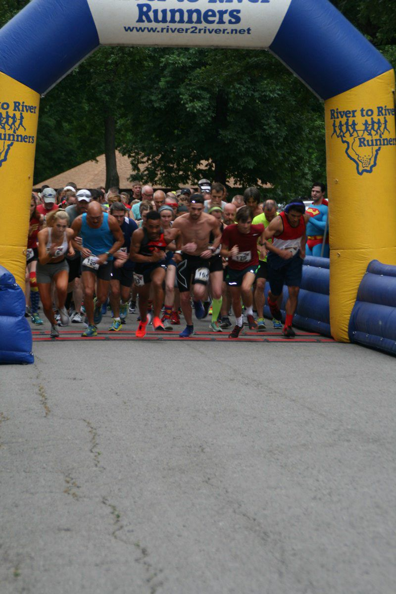 Superman Race attracts over 200 despite weather