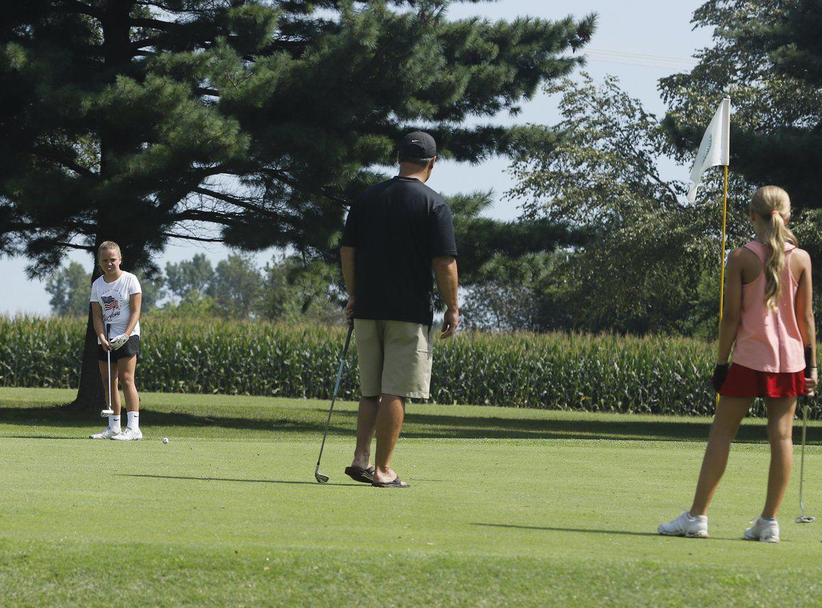 Junior golf season wraps
