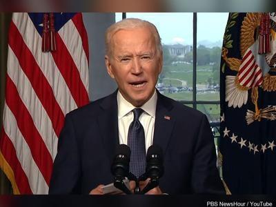 Mr. President Joe Biden