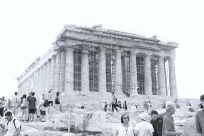 Greece: Where democracy began