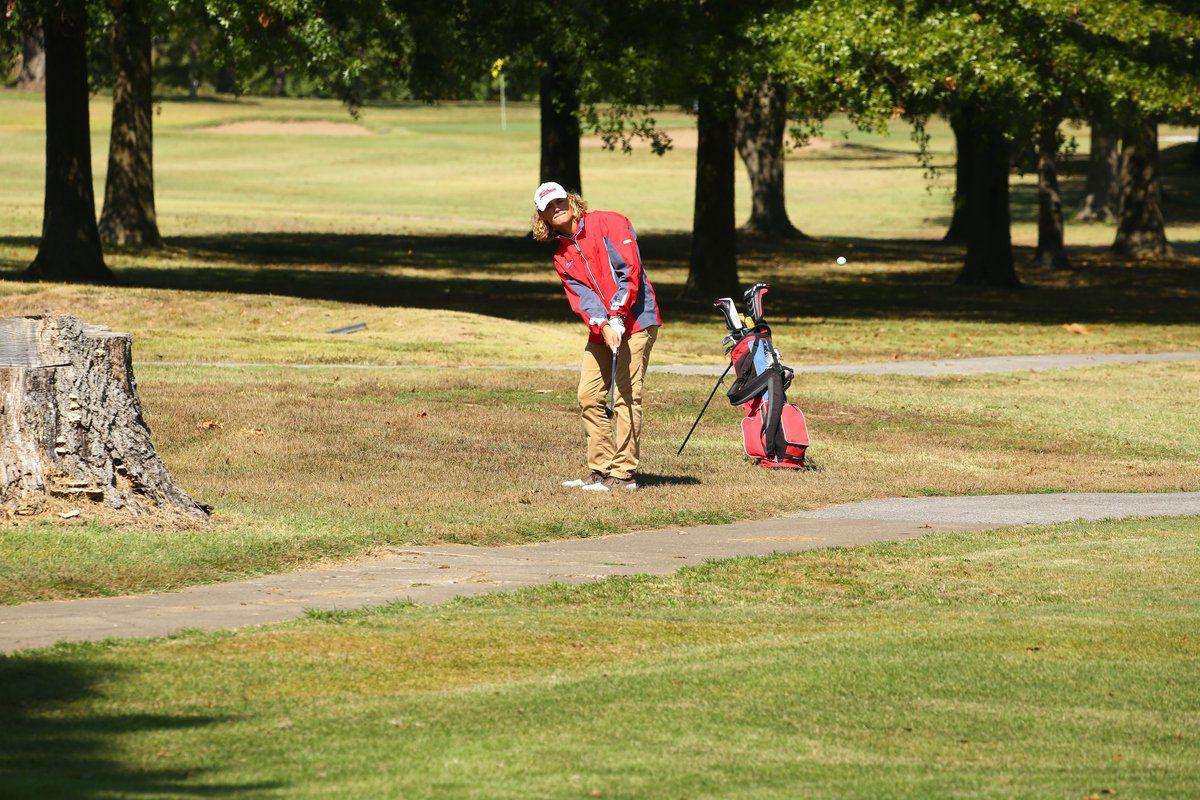 Crab Orchard Regional end of road for Massac golf team; two advance