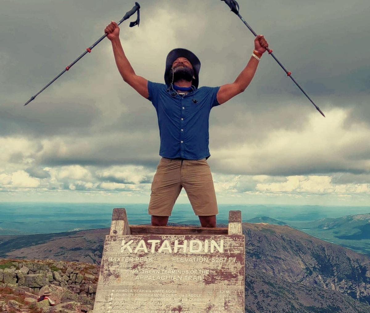 Marion man finds self on Appalachian Trail trek