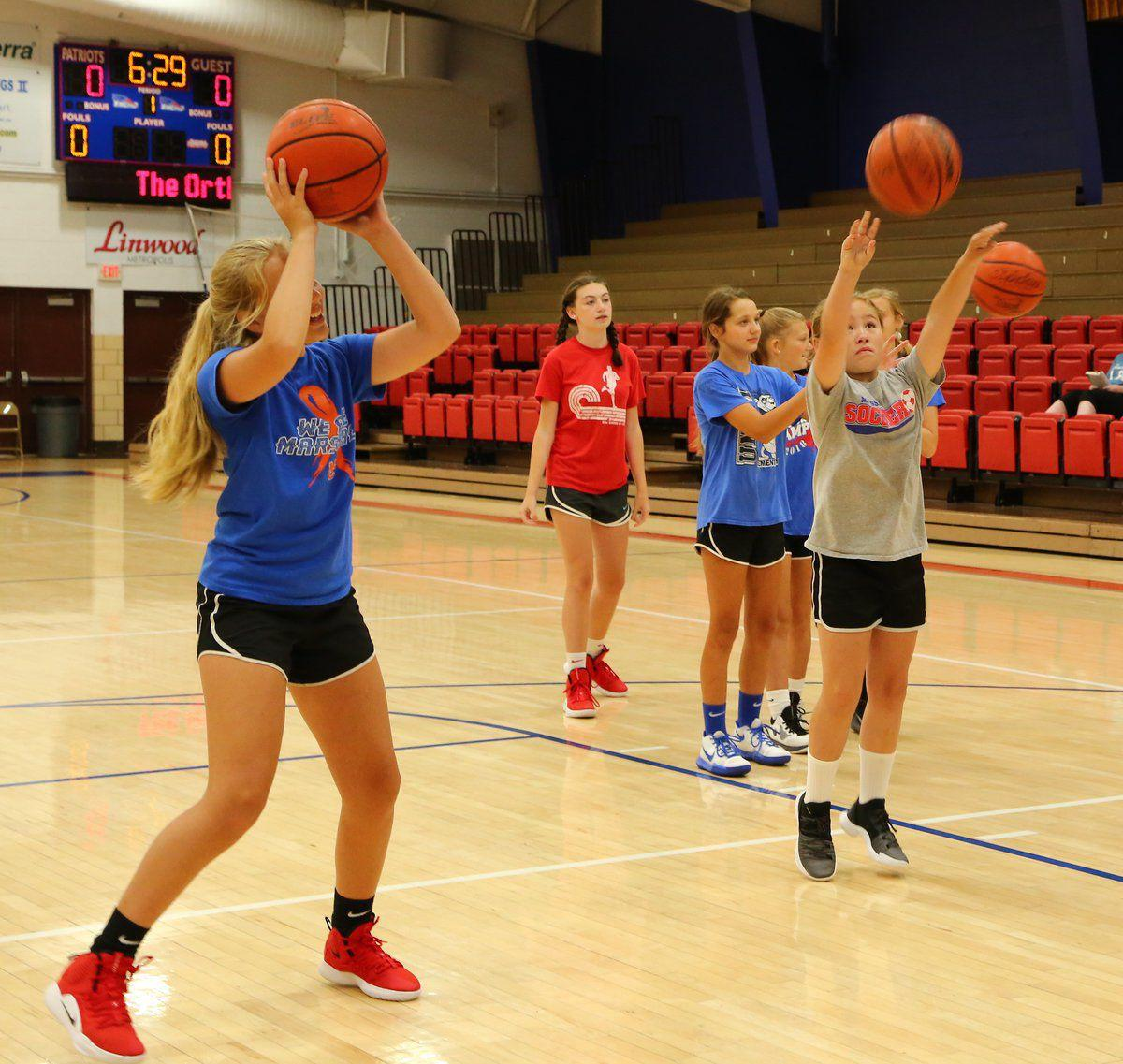 Lady Patriot Basketball Camp