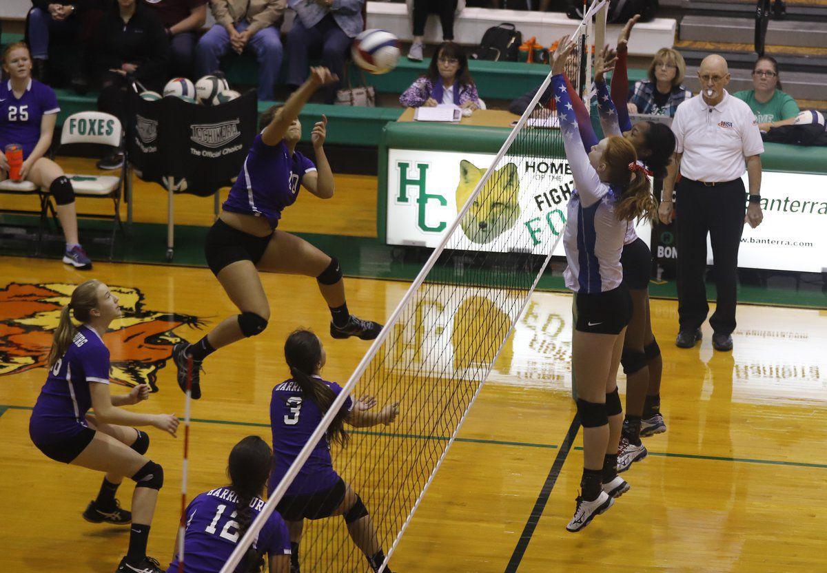 Massac County volleyball reaches the regional finals