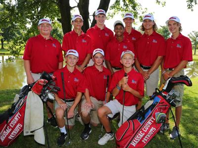 Patriot golf has solid core