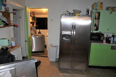 Stolen appliances