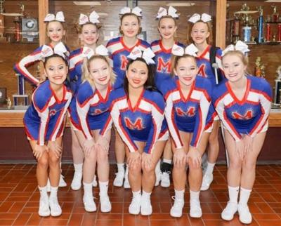 Massac cheer team begins second year of competition