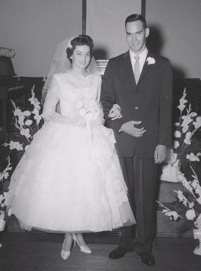 Local couple to celebrate 60th wedding anniversary