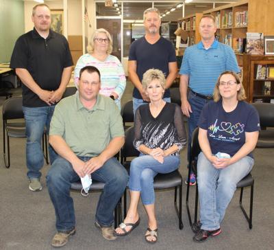Joppa-Maple Grove reorganizes school board