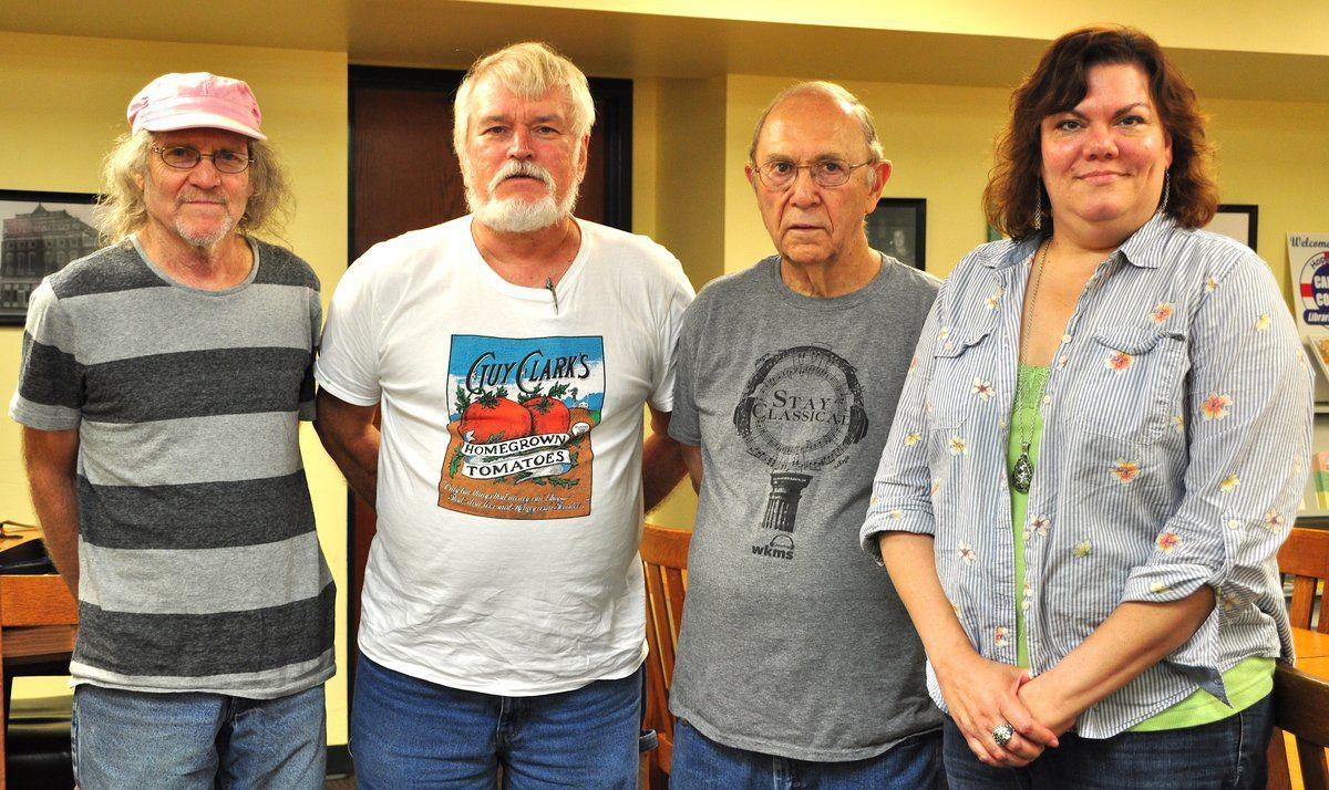 Local songwriters group a great source of inspiration, encouragement