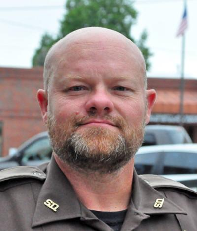 County approves sheriff appointment • Kaylor to be sworn in Friday