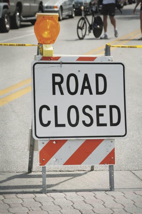 Lane restrictions, road closure announced | News
