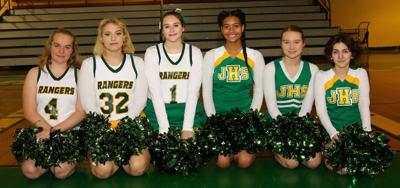 Joppa High School Cheerleaders