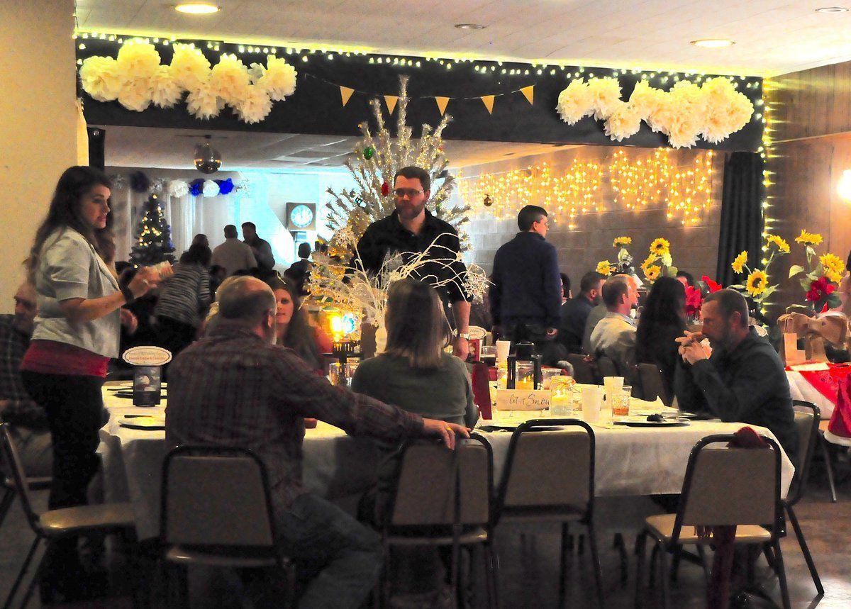 Annual banquet raises more than $8,000