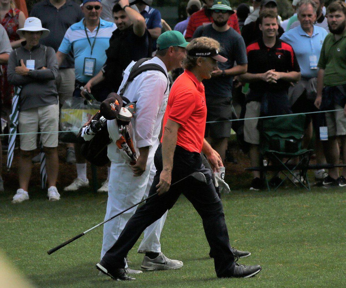 Tiger roars for fifth time at Augusta