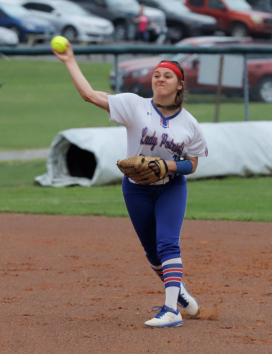 Patriot baseball, softball winding down