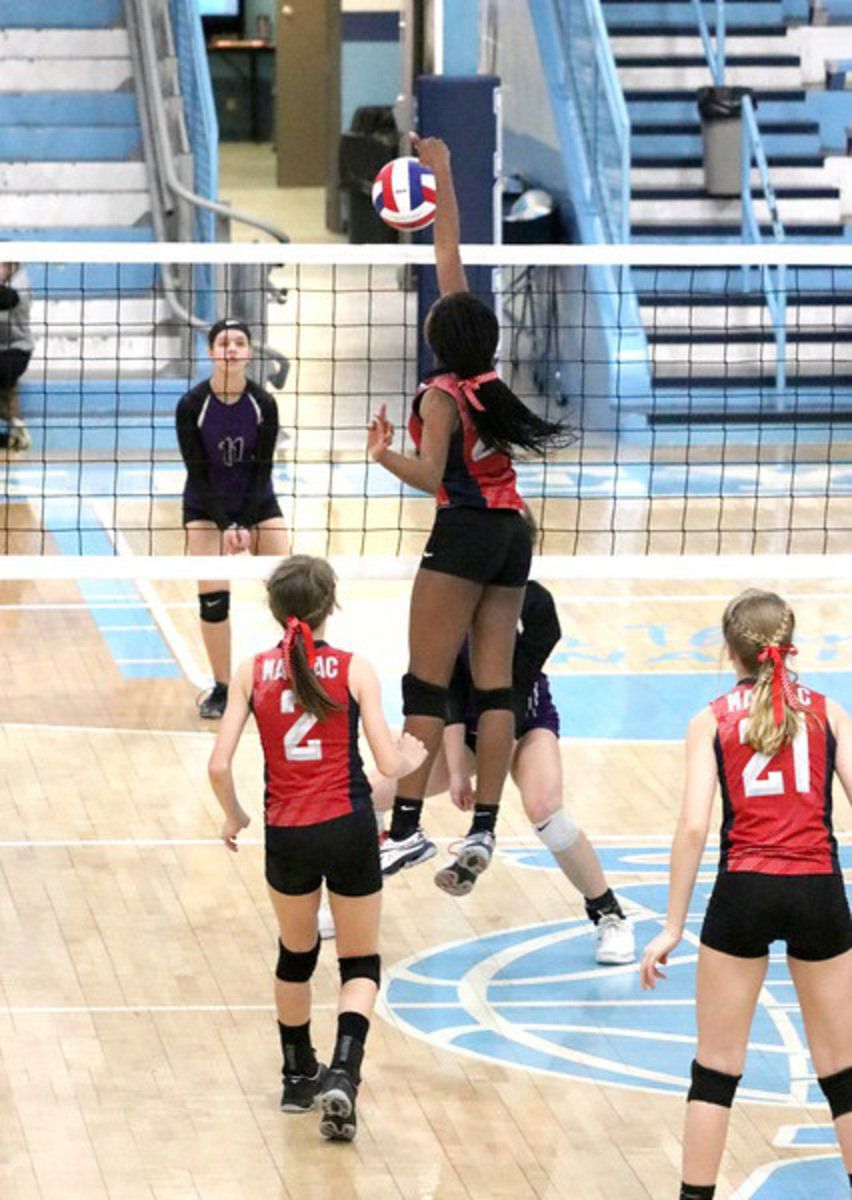 MJHS comes in third at Class L Volleyball finals