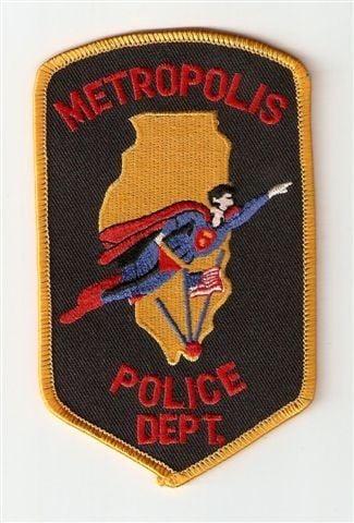 Metro Police Logo