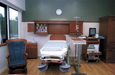 Base Naval Hospital opens new birth wing