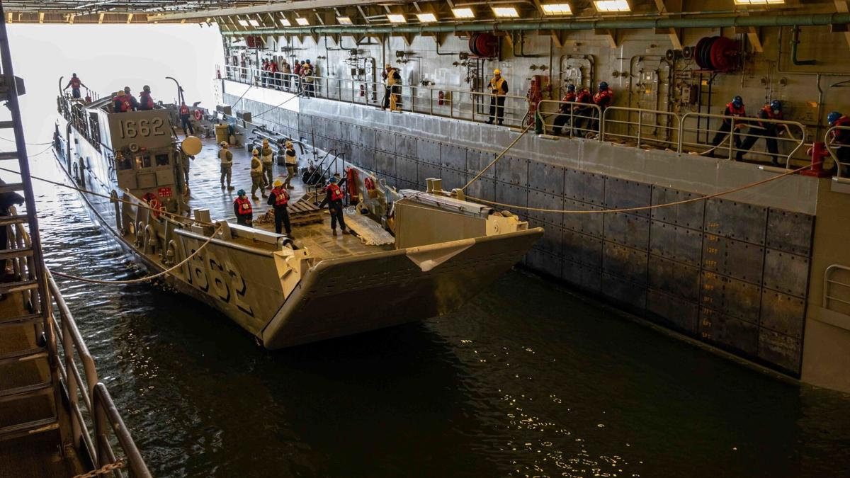 NAVSAFECEN announces CNO afloat safety award recipients