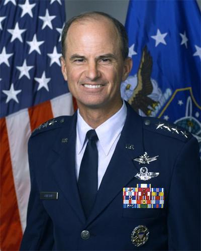 Chilton Takes U S  Strategic Command Helm | Top Stories