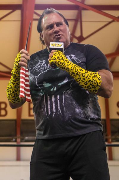 Wrestling legend Brutus 'The Barber Beefcake