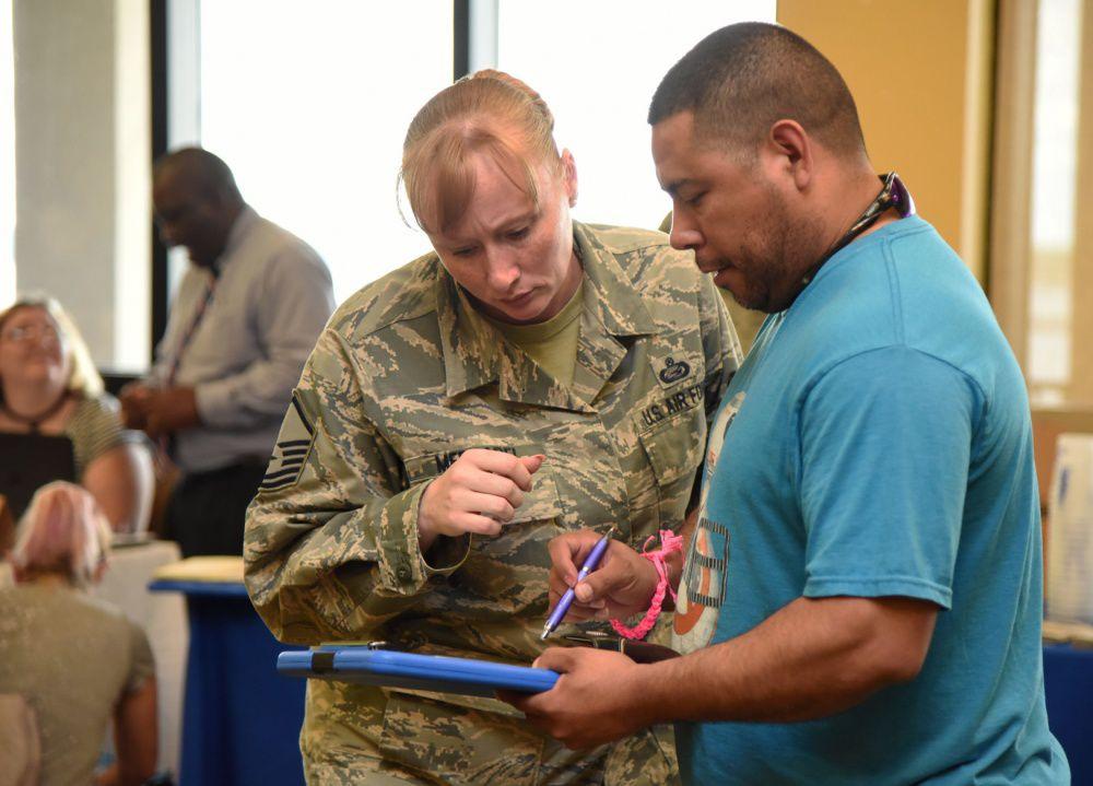 Keesler assists in Hurricane Michael Relief